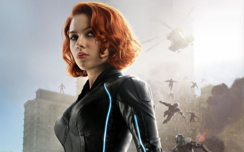 Scarlett Widow