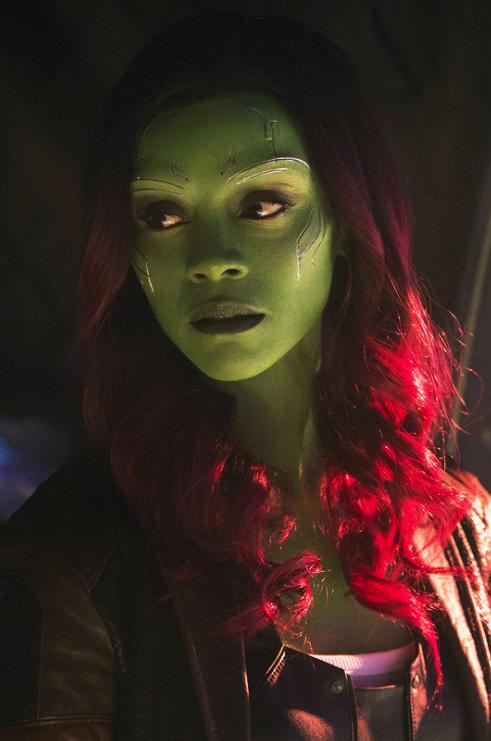 Zoe Gamora